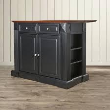 distressed wood bar cabinet mayfair kitchen islands home styles kitchen island reviews wayfair