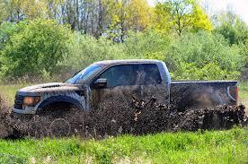 Ford Raptor Mud Truck - ford raptor jump car autos gallery