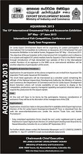 aquarama 2013 the international ornamental fish and accessories