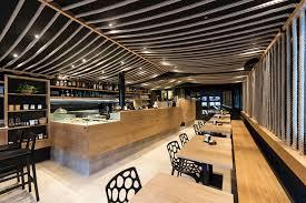 black and wood al parlamento retail design blog
