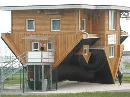 Home Decor Germany by Heide Park Soltau Germany The Wonderful Upside Down House Germany