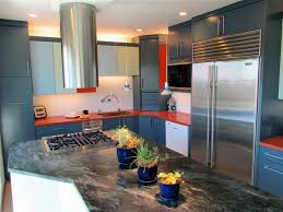 Blue Kitchen Paint Best Colors To Paint A Kitchen Pictures U0026 Ideas From Hgtv Hgtv