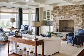 id design sofa living room transitional with blue velvet sectional