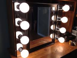 large vanity mirror with lights extra bathroom mirrors decor