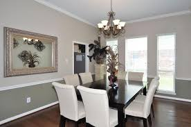 Dining Room Color Schemes Amazing Dining Room Color Schemes Chair Rail Color Schemes