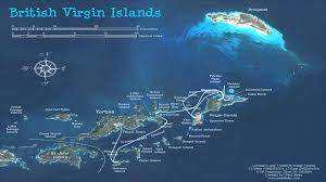 map of the bvi bvi map