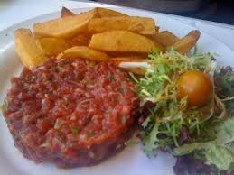 tartare cuisine steak tartare