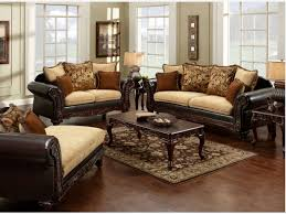 Leather Cloth Sofa Leather And Cloth Sofa 93 About Remodel With Leather And