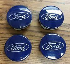 ford focus wheel caps 4pcs lot 54mm blue st car wheel hub center for ford focus 2 3 ebay