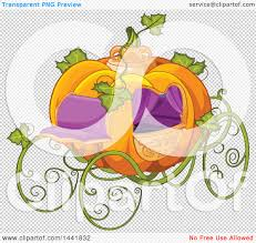 pumpkin no background clipart of a fantasy pumpkin cinderella carriage royalty free