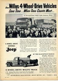 1954 willys jeep ads on ebay ewillys