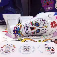 bio ionic sugar skull collection