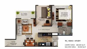 floor plans signature global the millennia sector 37d 9650813405