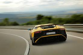 Lamborghini Aventador Off Road - season five of ignition begins with lamborghini aventador lp750 4