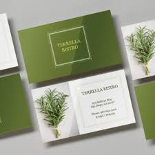 two sided business cards avery