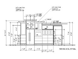 Kitchen Cabinets Plans Cabinet Design Bar Plans Tv Bedroom U0026 Kitchen Cabinet Design Drawing