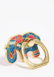 eclectic elephant ring holder images Elephant ring holder kickstand pinterest stuffing ring and animal jpg