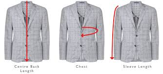Mens Formal Wear Guide Jackets