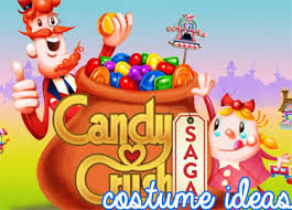 Candy Crush Halloween Costume Candy Crush Saga Costumes Costume Playbook Cosplay U0026 Halloween