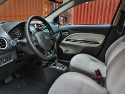 mitsubishi mirage 2015 interior 2017 mitsubishi mirage g4 es 4 dr sedan at fredericton