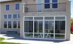 Patio Enclosure Kits Walls Only Sunroom Walls Installation Pictures Diy Insulated U0026 Glass Wall