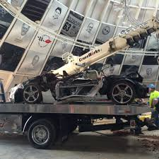 national corvette museum sinkhole one more corvette left to excavate from sinkhole at museum gm