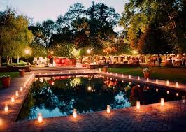 Elegant Backyard Wedding Ideas by 22 Best Déco Piscine Images On Pinterest Marriage Events And