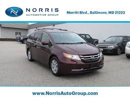 2014 honda odyssey prices paid used honda odyssey for sale in baltimore md edmunds