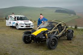 nomad car ariel nomad versus rally car which is fastest autocar