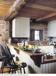 cabin kitchen ideas small country kitchens like this cabin kitchen a small