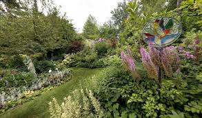 idaho native plants beautiful garden in wis celebrates native plants and finds