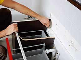 fixation placard cuisine pose meuble cuisine salle de bains comment poser un