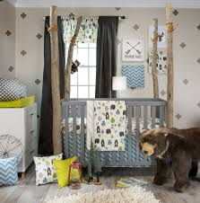 Nursery Room Decor Ideas Room Baby Boy Blue Color Nursery Room Decor Setup Ideas