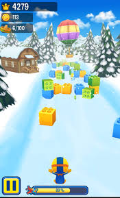 pororo penguin run for android download