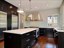 Espresso Cabinets With Black Appliances Kitchen Grey Kitchen Cabinets Pictures Grey Kitchen Backsplash
