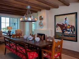 santa fe new mexico adobe home southwestern decorating ideas