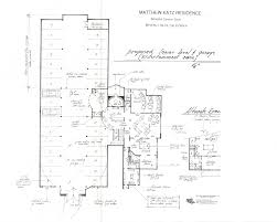 Garage Floor Plans by Lower Floor U0026 Garage Floor Plan Beverly Hills Project Mitchell