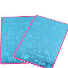nail stamping plates stamp image plate stamping nail art diy image