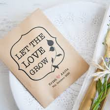 wedding seed packets 10 let the grow seed packet favours by wedding in a teacup