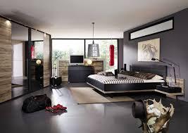 modernes schlafzimmer modernes schlafzimmer vadora steffen möbel in schwarz matt