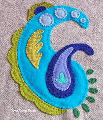 three sheep studio how to applique with wool series part 1