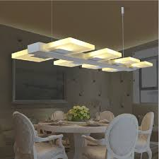 Dining Room Modern Chandeliers Aliexpress Com Buy Led Kitchen Lighting Fixtures Modern Lamps