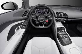 self driving audi r8 e tron concept unveiled autoguide com news