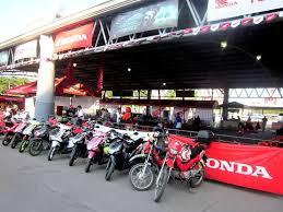 future honda trail and urban rider telly buhay cebu got treated to see the