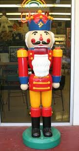 this nutcracker is out trusty mailman my nutcrackers