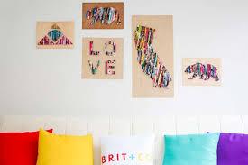 Diy Crafts Room Decor - 46 best diy dorm room decor ideas diy projects for teens