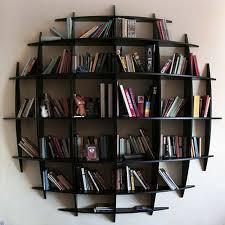 furniture bookshelves ideas wall bookshelf generva