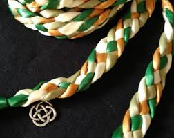 fasting cords handfasting cord etsy