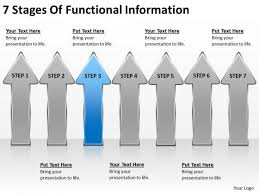 7 stages of functional information business plan template free