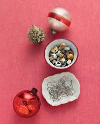 caring for christmas ornaments martha stewart